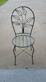 Iron Patio Chair in Fort Campbell, Kentucky