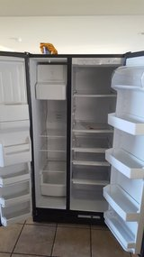TODAY ONLY! Kenmore Side by Side Fridge in Yuma, Arizona