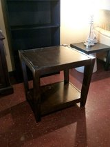 Set Of Solid Wood End Table (s) Needs Repainted or Refinished in Fort Polk, Louisiana