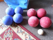 Bocce Ball Set in Cherry Point, North Carolina