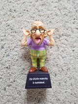 """2006 - COOTs """"OVERRATED"""" BobbleHead - NEW in Camp Lejeune, North Carolina"""