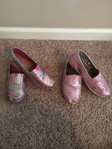 Pink Toms in Fort Campbell, Kentucky