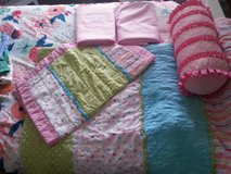 Twin girl bedding with blackout curtains in Watertown, New York