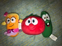 Veggie Tales Stuff Toys in Okinawa, Japan