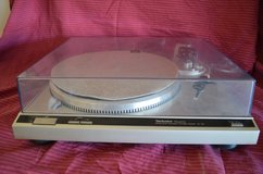 Technics turn table in Yucca Valley, California