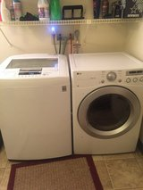 LG Washer and Dryer in Watertown, New York