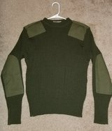 USMC service sweater wooly pully in Temecula, California