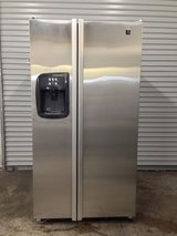 Maytag Stainless Steel Double Door Fridge in Temecula, California