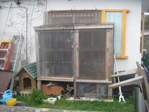 portable green house in Okinawa, Japan