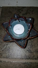 Glass candle holder in Travis AFB, California