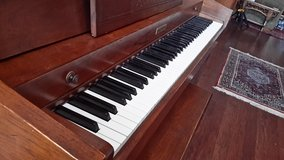 1976 Baldwin Spinet Piano (Walnut) s/n 1049316 in Fort Campbell, Kentucky