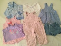 EUC 18-24 months Lot of 7 pieces in Oswego, Illinois