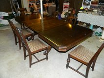 Antique Dining room set in Brookfield, Wisconsin
