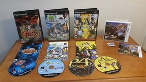 Like new/New PS2 and Nintendo 3DS games in Bellaire, Texas