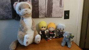Anime Plushies in Bellaire, Texas