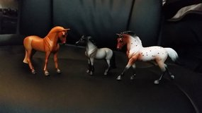 Lot of Breyer Stablemate horses in Bellaire, Texas