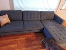 Two Piece Sectional Sofa   Like New in Anchorage, Alaska