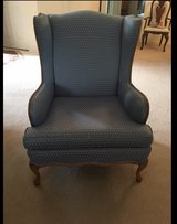 high back wing chair in Naperville, Illinois