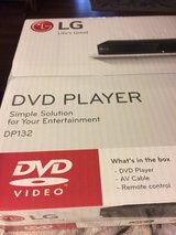 LG DVD Player in Naperville, Illinois