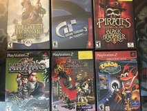 PS4 PS3 PS2 XBox360 games in Okinawa, Japan