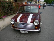 1 YR WARRANTY -   91 MINI MAYFAIR - Cars&Cars Military Sales by Chapel gate on the left in Vicenza, Italy