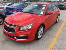 2015 Chevrolet Cruze LTZ.. From ONLY $287 p/month! in Hohenfels, Germany