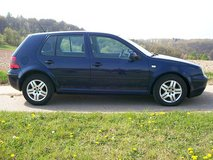 VW GOLF 16V 2002  Only 133000 Km A/C  4-Doors in Baumholder, GE