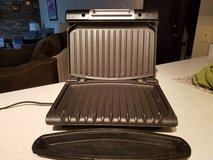George Foreman grilling machine in Naperville, Illinois