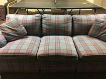 Plaid Sofa in Valdosta, Georgia