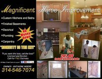 Magnificent Home Improvement in Belleville, Illinois