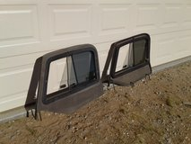 1/2 Doors with glass sliders off 1997 Jeep Wrangler in Yucca Valley, California