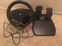 T80 RS PS4/PS3 Officially Licensed Racing Wheel in Alamogordo, New Mexico