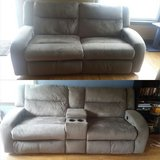 Reclining Couch Set NEW & REDUCED! in Fort Leonard Wood, Missouri