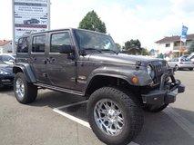 2014 Jeep Wrangler 4WD 4DR H\TOP SAHARA in Ramstein, Germany