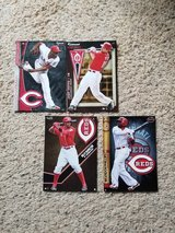 4 Cincinnati Reds FATHEADs - NEW in Camp Lejeune, North Carolina