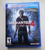 PS4 Uncharted 4 : A Thief's End (Used) in Stuttgart, GE