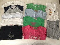 EUC SIZE 10-12 Lot of 11 Shirts in Naperville, Illinois