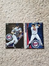 2 - Minnesota Twins FATHEADs - NEW in Camp Lejeune, North Carolina