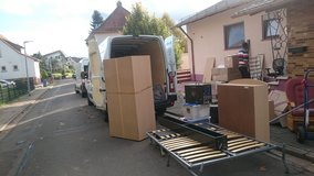 MOVING, DELIVERY, TRANSPORT, JUNK REMOVAL in Ramstein, Germany