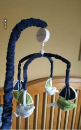 Nautical kids baby mobile in Fort Knox, Kentucky
