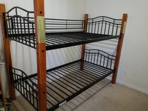 Bunk beds in Barstow, California