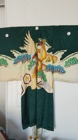 Antique 1920's Silk Boy's Traditional Kimono in Beaufort, South Carolina