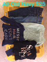 Old Navy 12 month girl clothes in Fort Irwin, California