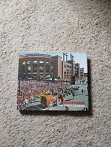 Busch Stadium History Book in Camp Lejeune, North Carolina