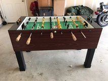 Tournament Tornado Foosball Table-Good Condition! in Travis AFB, California