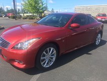 2014 Infiniti Q60 in Fort Lewis, Washington