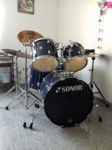 SONOR Force 3003 Drum Kit in Ramstein, Germany
