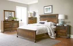 Clearance Center ~ 5 Pc Solid Wood Bedroom Set in Beaufort, South Carolina