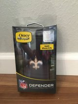 Saints otter box cover for iPhone 5/5s in Kingwood, Texas