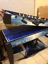 foosball/ pool 16 games one table in Chicago, Illinois